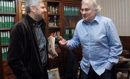 Сергей и Николай Саркисовы
