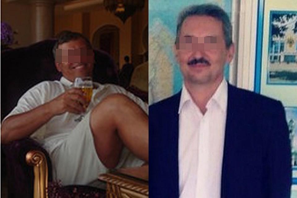 Виталий Курсков и Игорь Поплевко